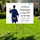 Thumbnail: GRAD LAWN SIGN - PERSONALIZED