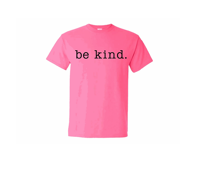 PINK SHIRT DAY - Be Kind