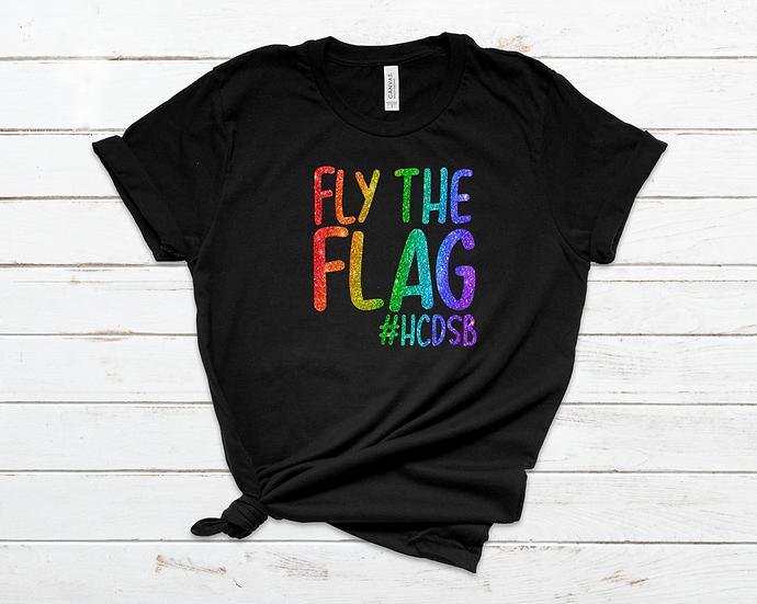 FLY THE FLAG #HCDSB