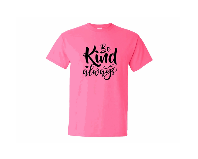 PINK SHIRT DAY - Be Kind Always