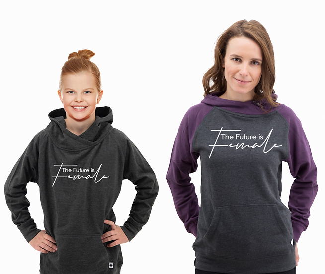 THE FUTURE IS FEMALE PULLOVER SET