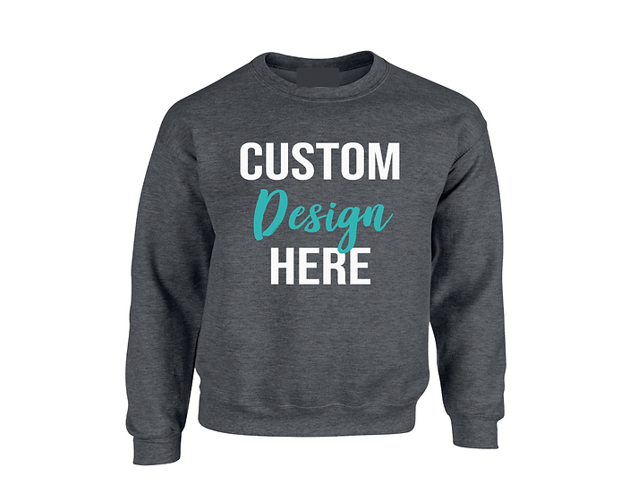 custom design sweater