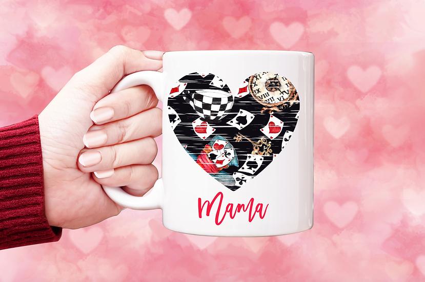 mama personalized mug