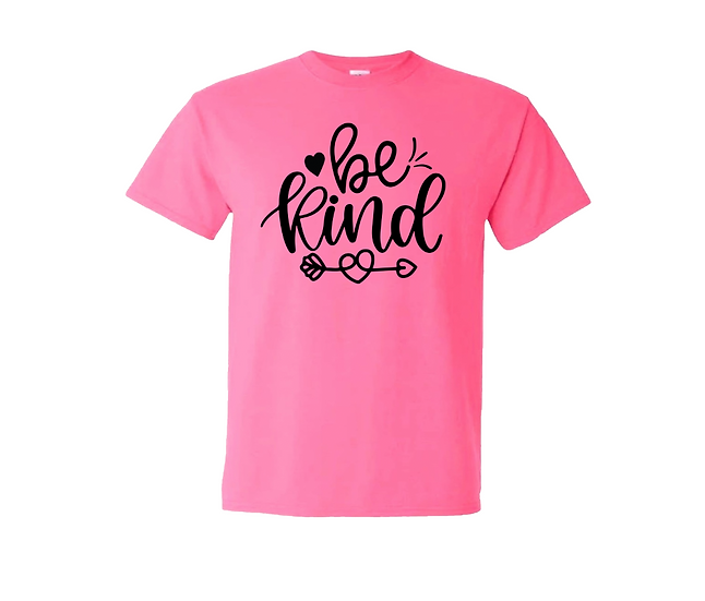 SHIRT DAY - Be Kind