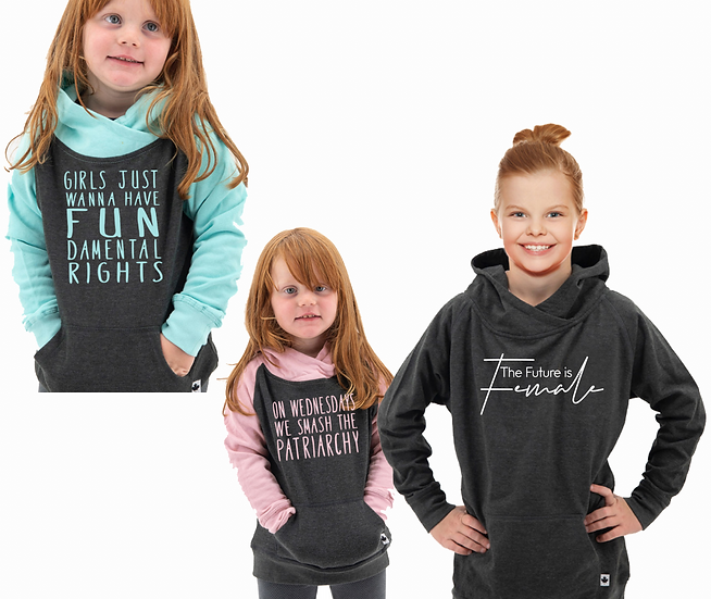 TODDLER AND YOUTH HOODIE