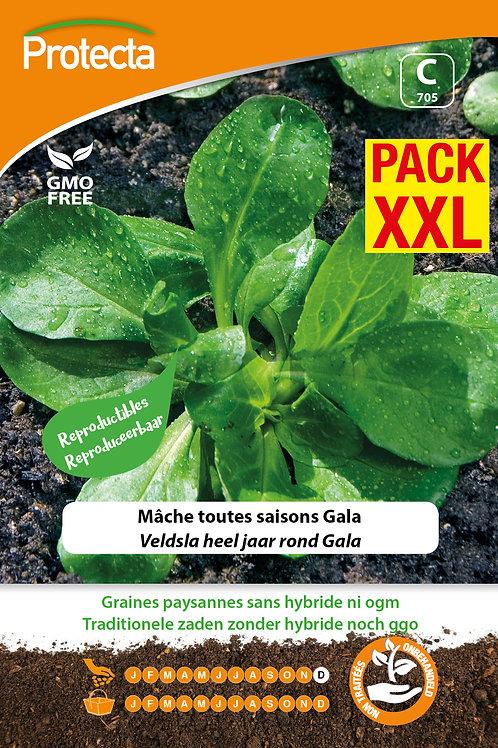 Protecta Mâche toutes saisons Gala Pack XXL