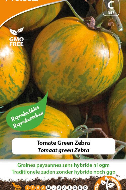 Protecta tomate green zebra