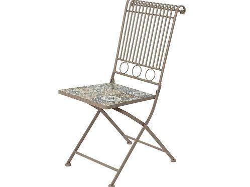 Chaise Toulouse mosaïque