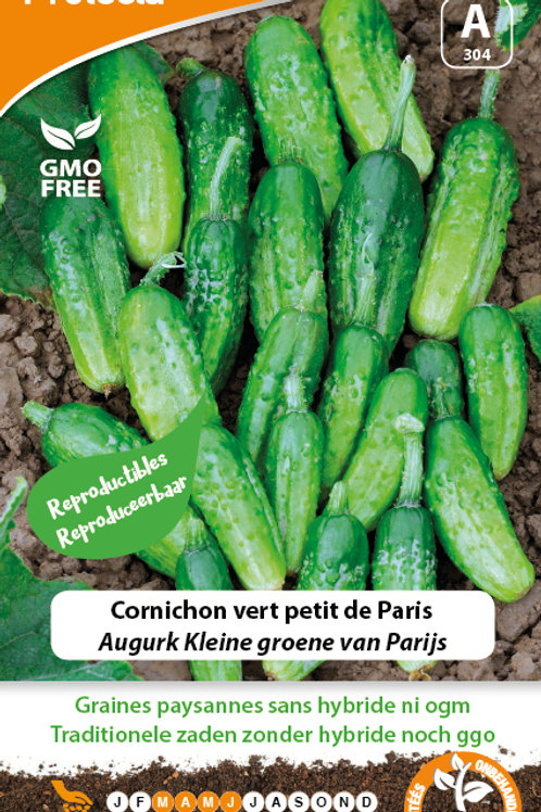 Protecta cornichon vert petit de Paris