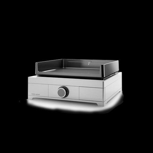 Plancha FORGE ADOUR Modern Gaz 45 Inox