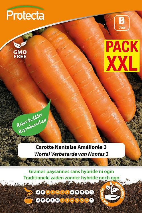 Protecta Carotte Nantaise améliorée 3 Pack XXL