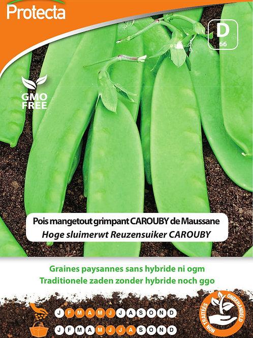 Protecta pois mangetout grimpant Carouby de Maussane