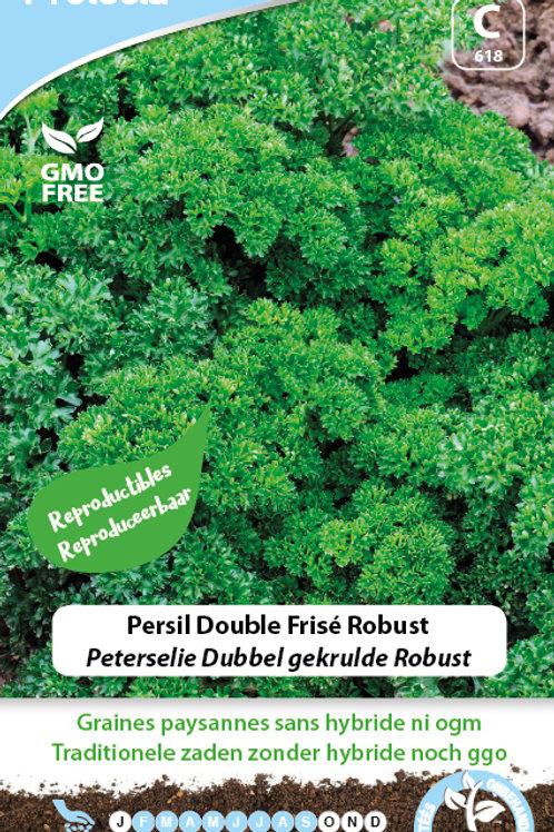 Protecta Persil double frisé robust