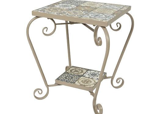 Table déco Toulouse mosaique