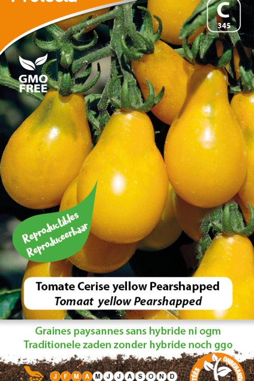 Protecta tomate cerise yellow Pearshapped