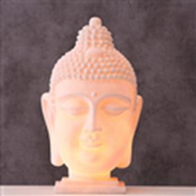 Lampe à poser Buddha