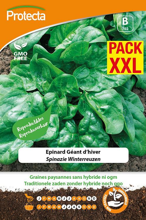 Protecta Epinard Génat d'hiver Pack XXL