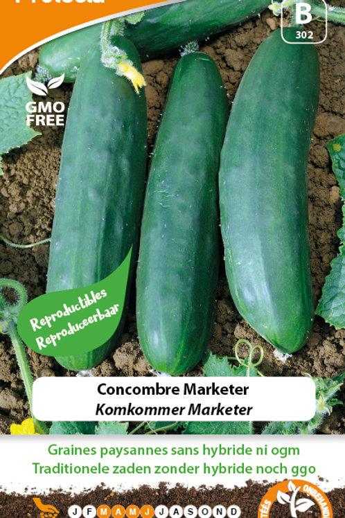 Protecta concombre marketer
