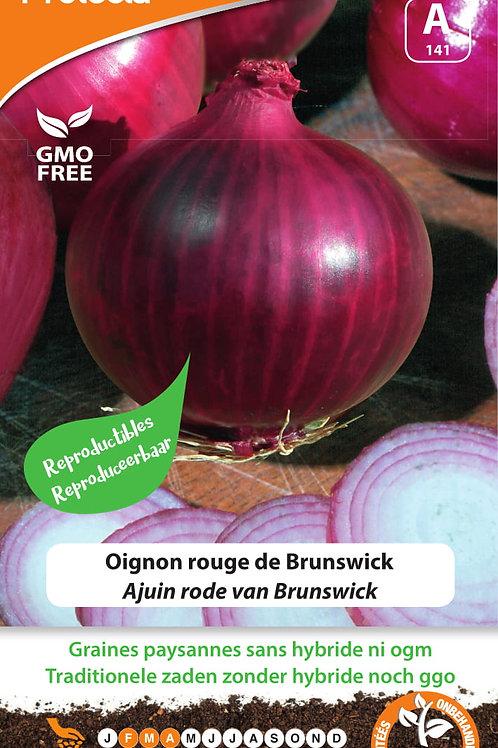 Protecta Oignon rouge de Brunswick
