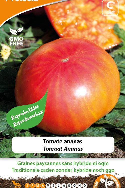 Protecta tomate ananas
