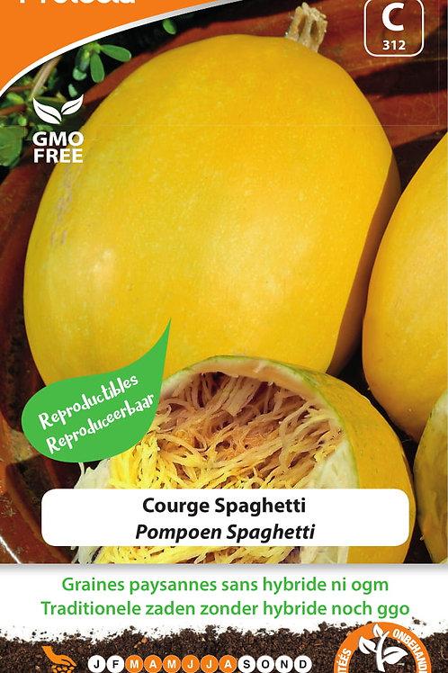 Protecta courge Spaghetti