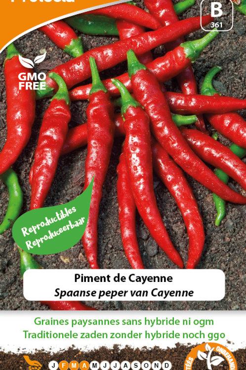 Protecta piment de Cayenne