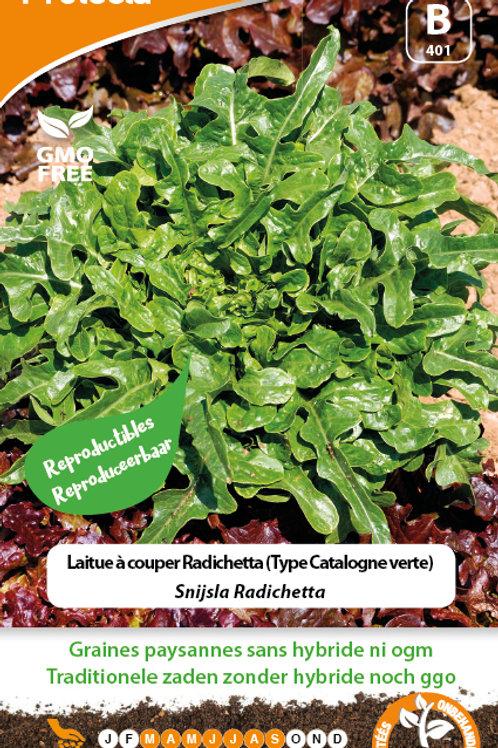 Protecta Laitue à couper Radichette (type catalogne verte)