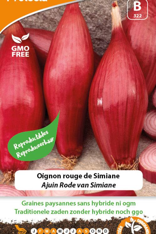 Protecta oignon rouge de Simiane