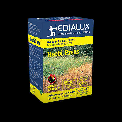 Edialux Herbi Press 250ml