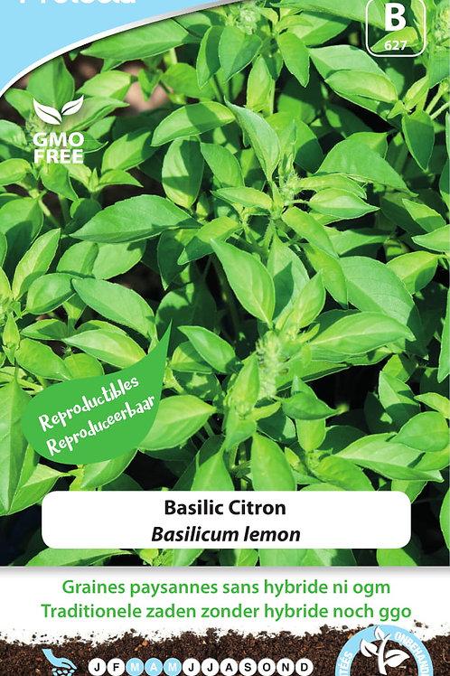 Protecta Basilic Citron
