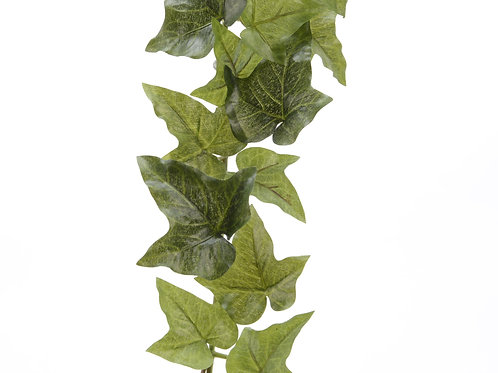 Guirlande Hedera en soie (vert)