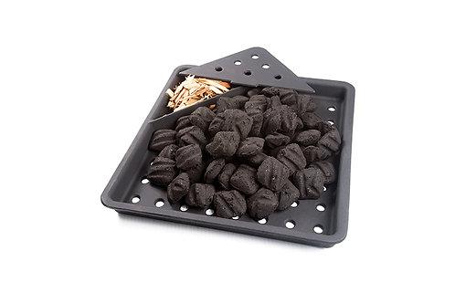 Option charbon pour bbq gaz