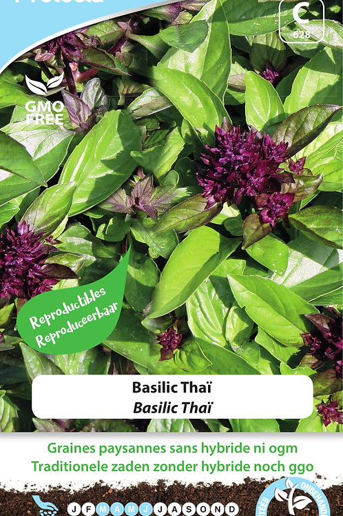 Protecta Basilic Thaï