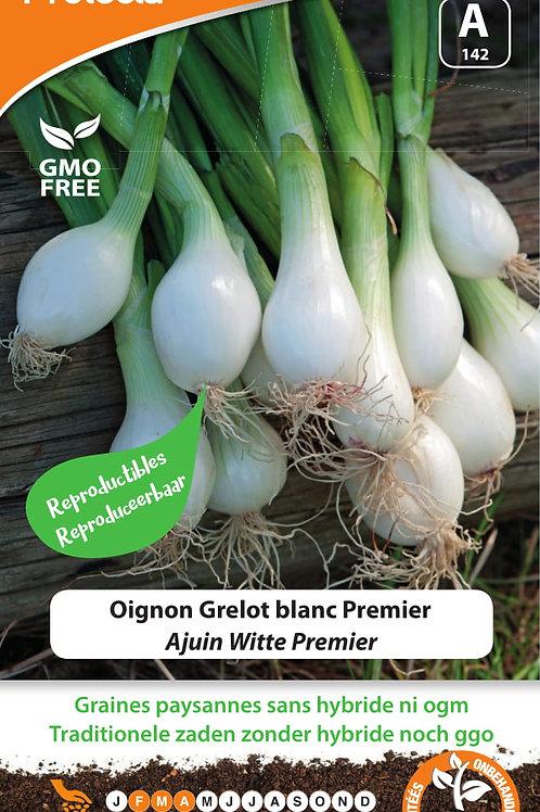 Protecta Oignon Grelot blanc premier
