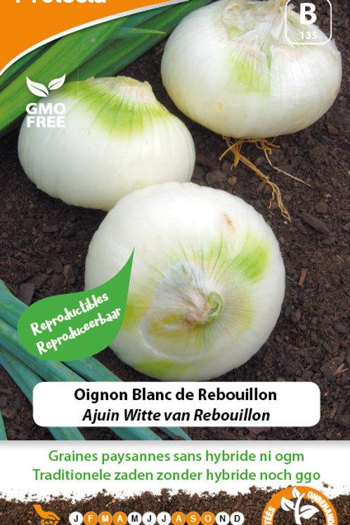 Protecta oignon blanc de Rebouillon