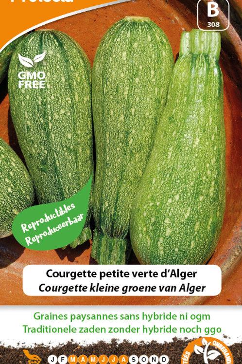 Protecta courgette petite verte d'Alger
