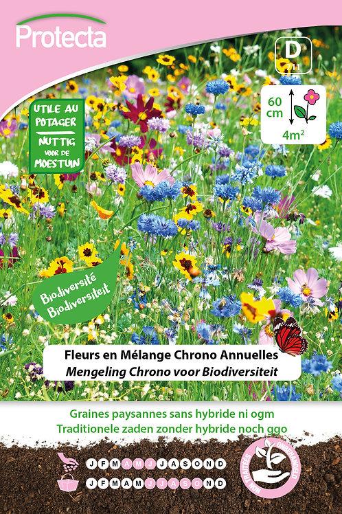 Protecta Fleurs en mélange Chrono Annuelles