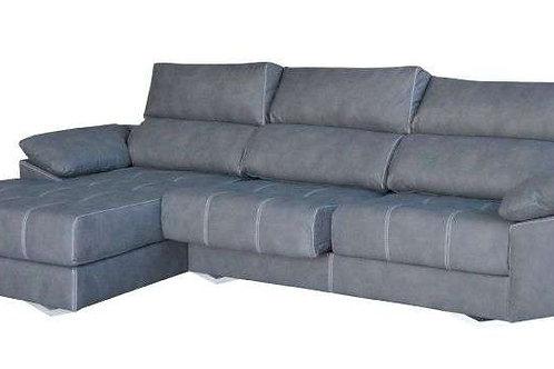 Sofá con chaise longue modelo Athenea - Big Bang Outlet Mallorca
