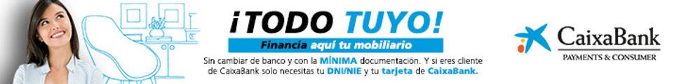 Financia tu compra en Flexbaleares.com con Caixa Bank