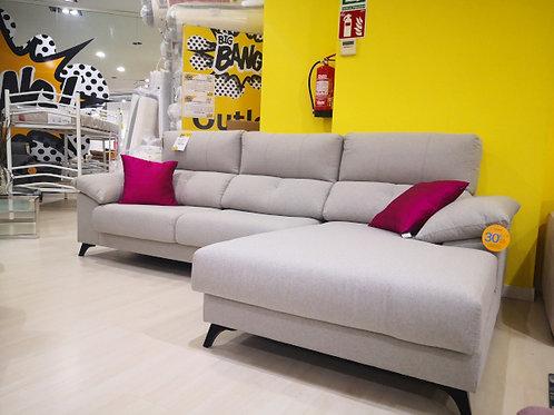 Sofá con chaise longue modelo Goya - Big Bang Outlet Mallorca