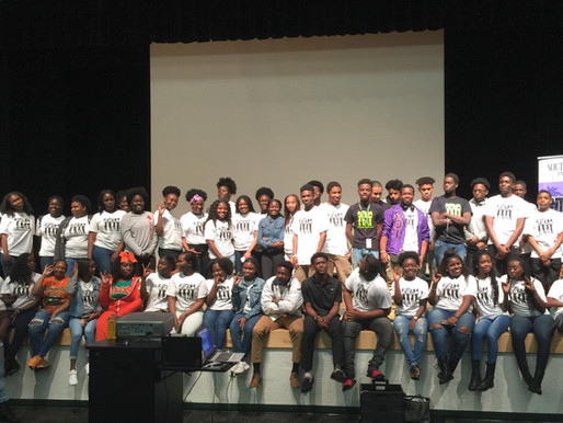 SWAT Youth Round-table at Blanche Ely High School in Pompano Beach, Florida