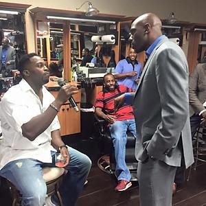 Professional Minded 2 Barber Talk Event
