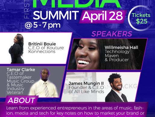 Untapped's First Annual Digital Media Summit
