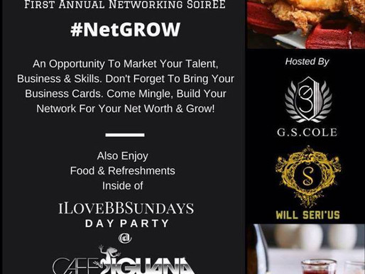 #NetGROW: Untapped Miami's 1st Annual Networking Soirée