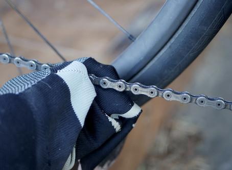 Keep your bike clean