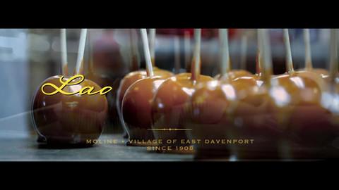 Lago's Caramel Apple Season