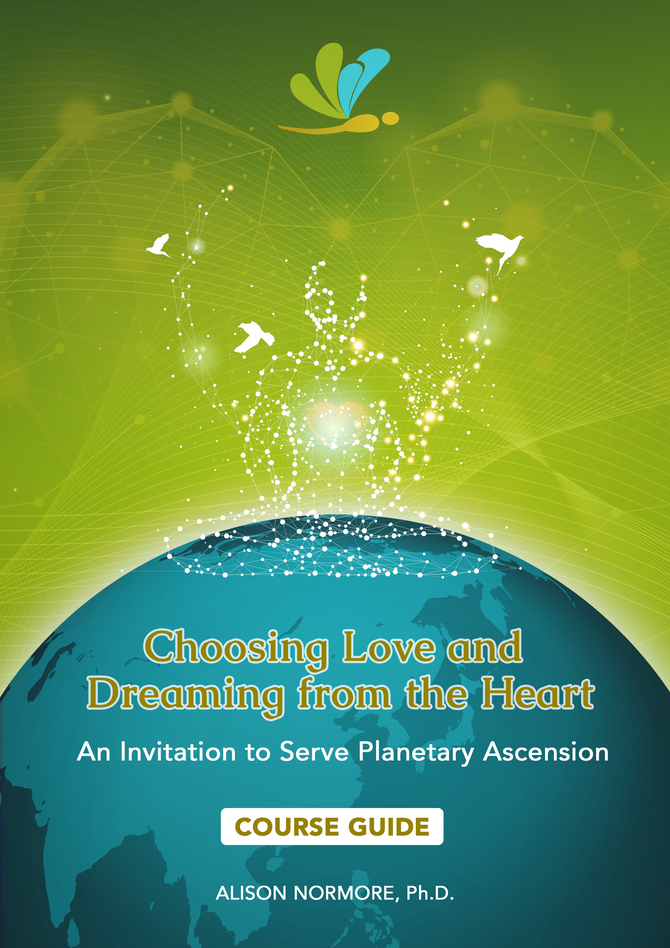 Invitations to Choose Love and Serve Planetary Ascension with Me!