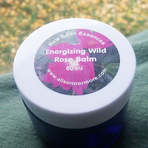 Energizing Wild Rose Balm