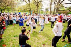 Ukrainian Dance Flash-Mob
