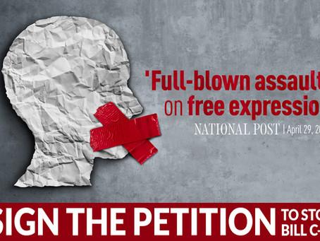 C-10: Censorship of Canadians?